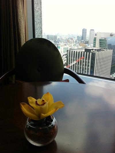 シャングリラ・ホテル東京 ラウンジ